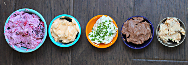 How to Make Flavored Cream Cheese