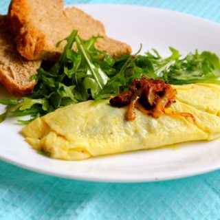How to make a perfect omelette